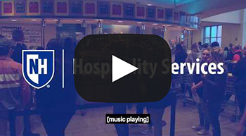 Hospitality Services Video