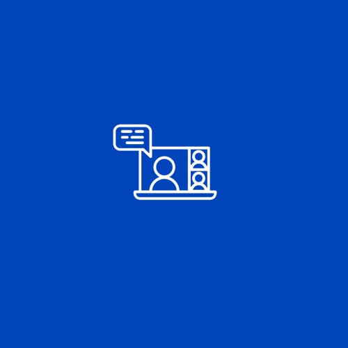 Virtual session icon
