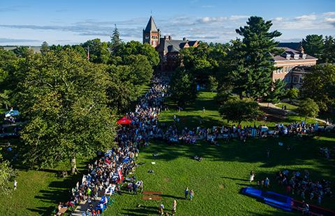 Top 5 UNH Events