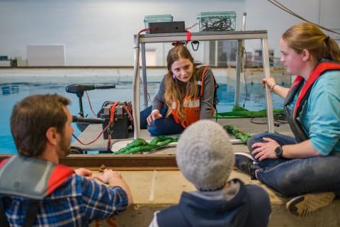 Chase Ocean Engineering Lab