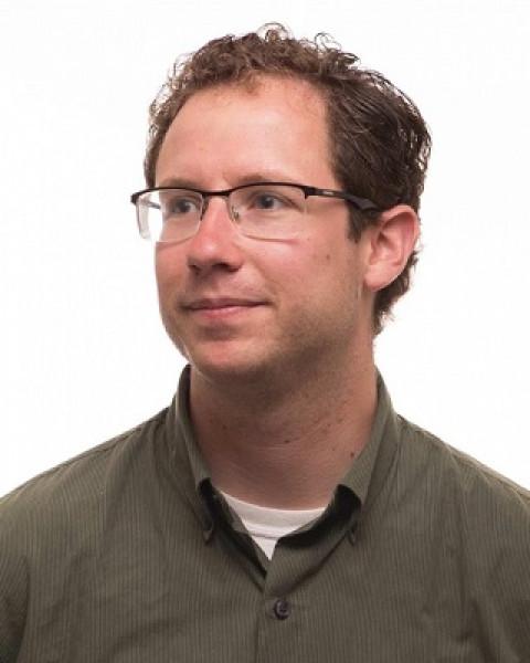 Josh Kellogg, UNH Admissions Counselor