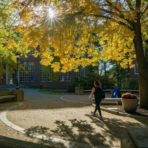 UNH campus